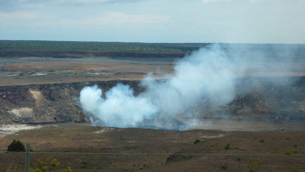 Vulkan Pele